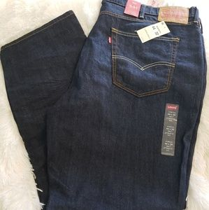 Men's Levi's jeans 541 44x32 athletic fit
